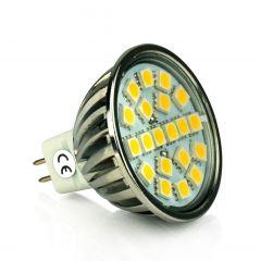 4W 20 SMD MR16 LED