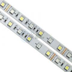 5050 RGB+W 60 LED per metre Strip