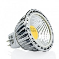 5W COB MR16 LED 50W Halogen Replacement