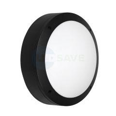 18W Round Microwave Sensor Die-cast Full Moon LED Bulkhead Light