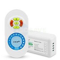 Single Colour LED Strip Light Remote & Receiver Kit