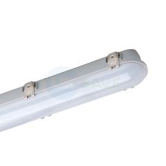 5ft Single Microwave Sensor & 3Hr Emergency Non-Corrosive IP65 LED light