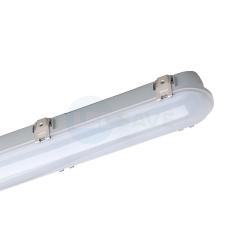 6ft Single Microwave Sensor & 3Hr Emergency Non-Corrosive IP65 LED light