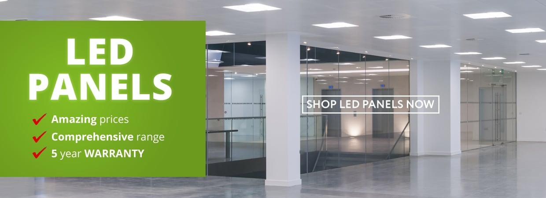 LEDSave Light Panels
